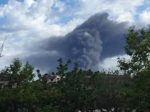 Rogo Pomezia: ancora fumo e fiamme a Eco X