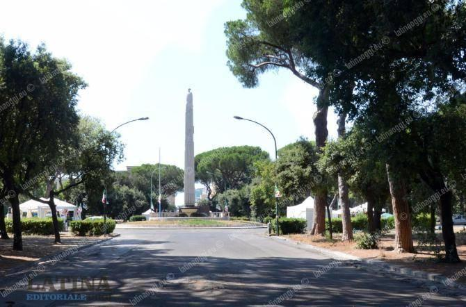 latina parco mussolini speeches - photo#36