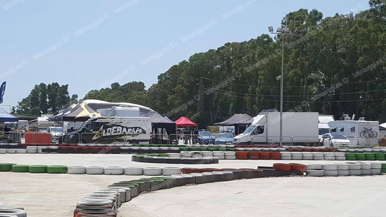 Circuito Internazionale Il Sagittario : Incidente con la moto sul circuito del sagittario grave