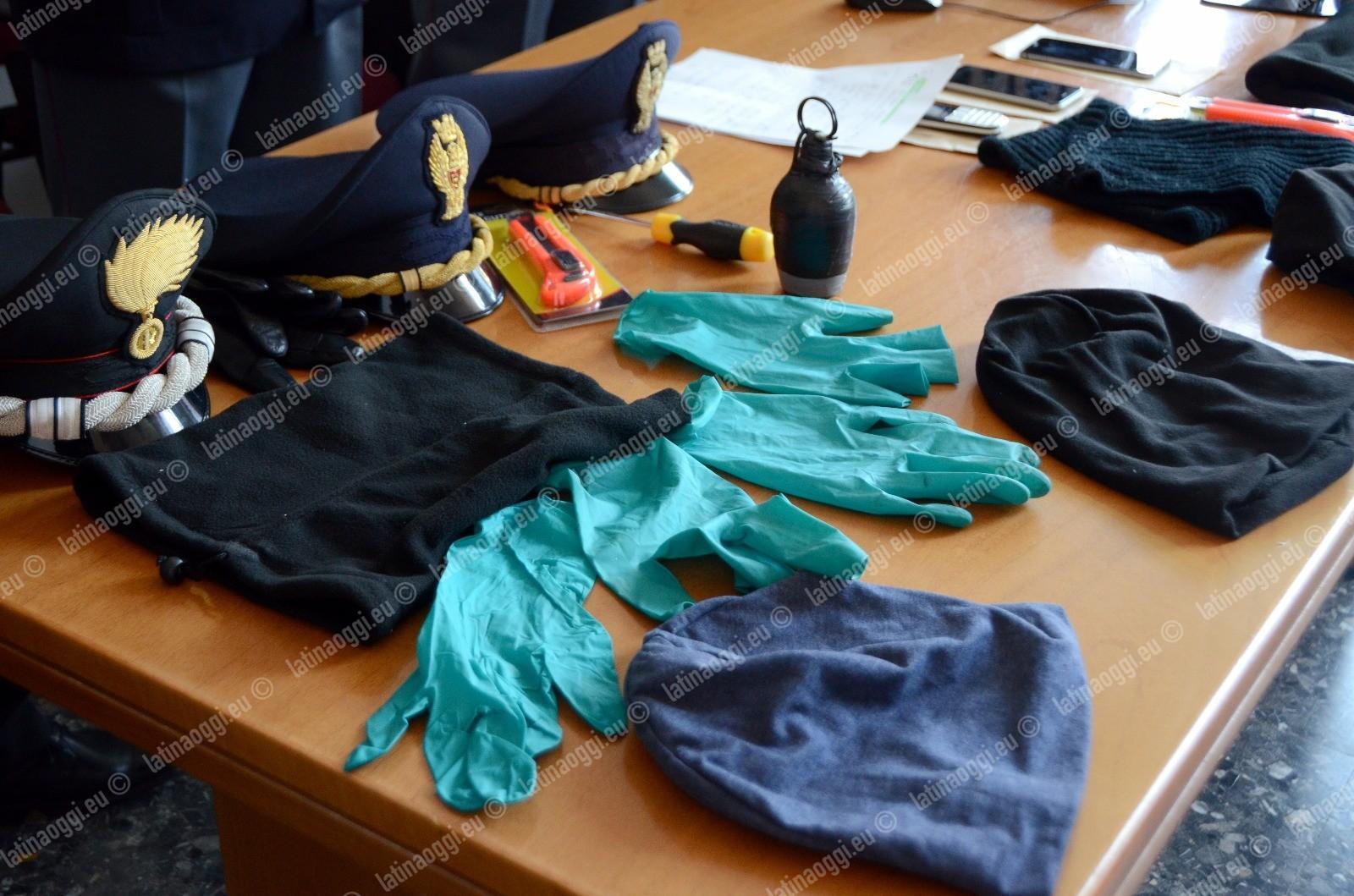 Tentano rapina in banca, arrestati in flagranza da polizia e carabinieri
