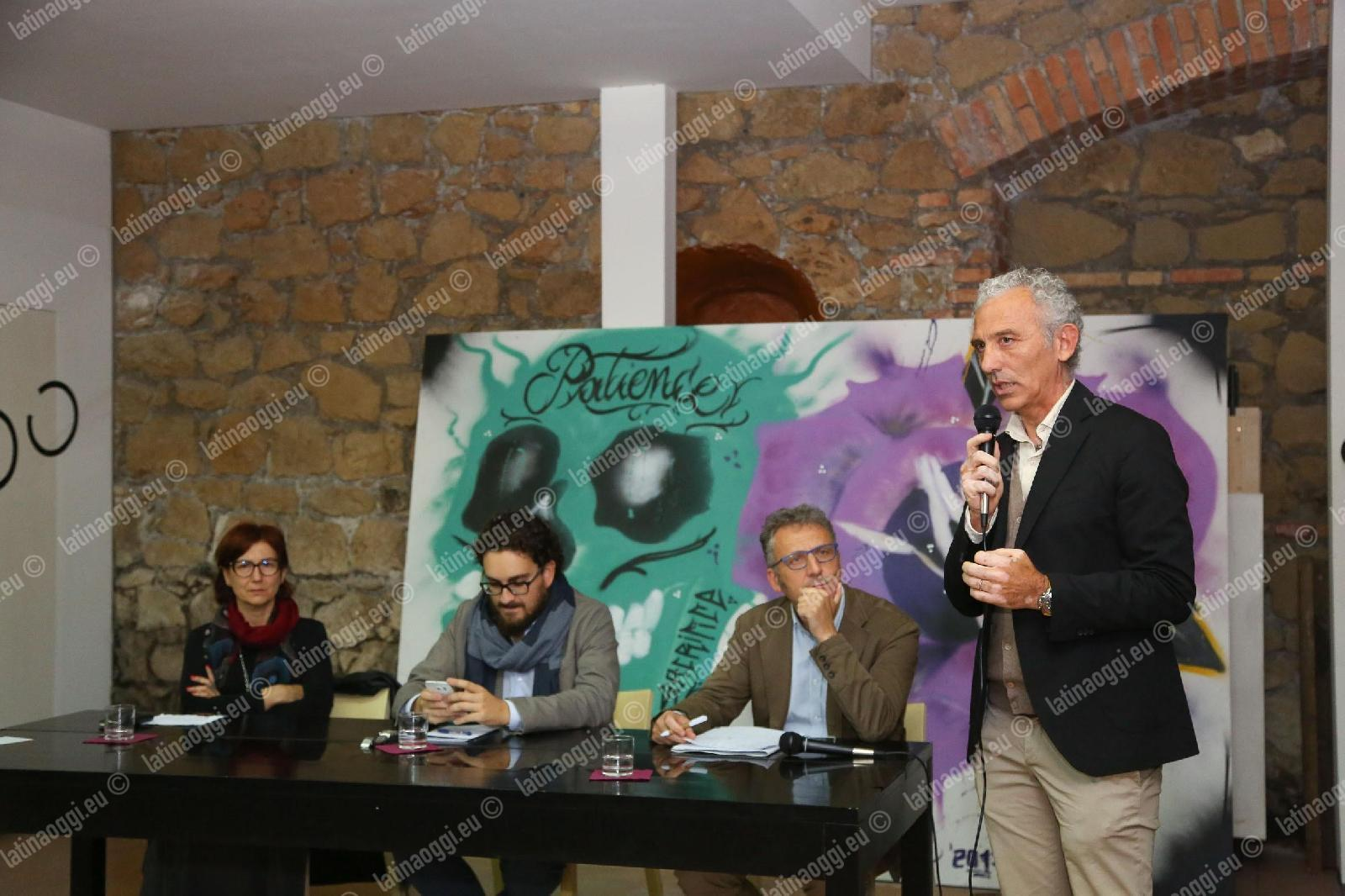 Lista civica zingaretti candidating