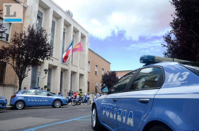 La Polizia controlla via Crocifisso, diverse le sanzioni