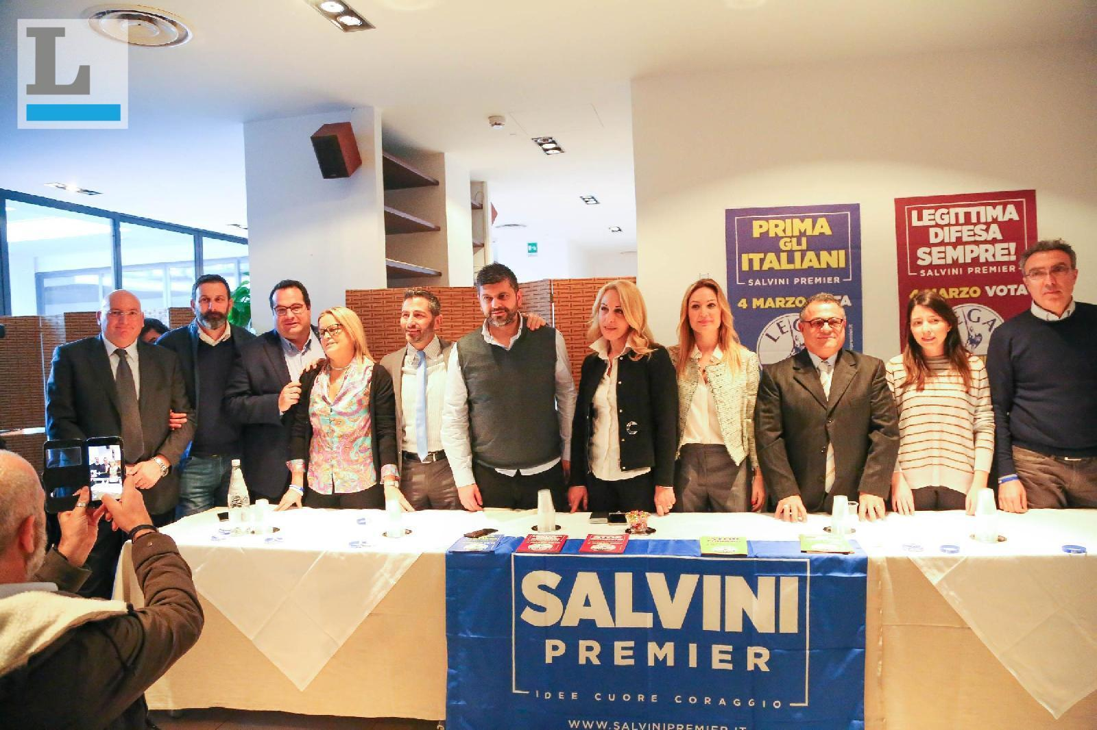 Salvini: Lega disponibile a larghe intese su presidenti Camere