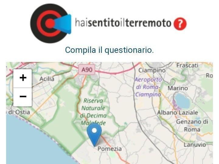 Terremoti: scossa 2.4 nel Fiorentino