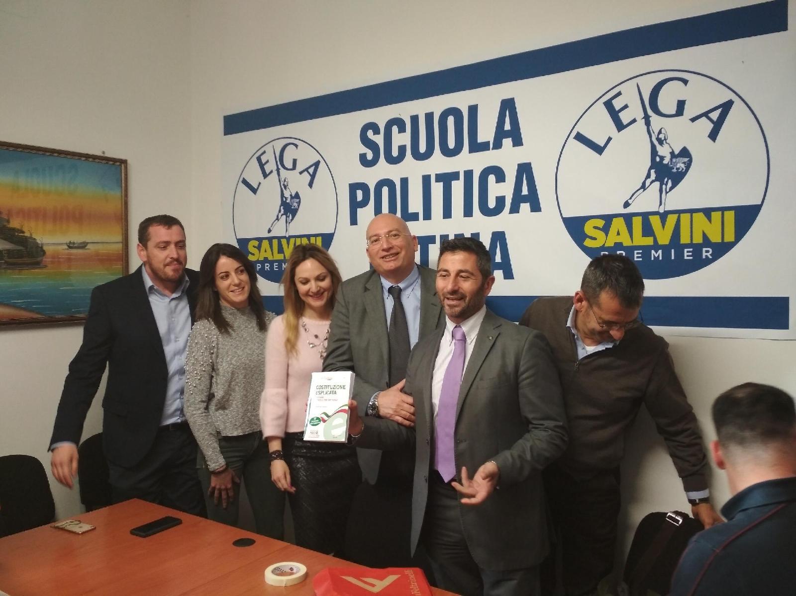 Silvio Berlusconi e il governo Lega-M5S-FdI