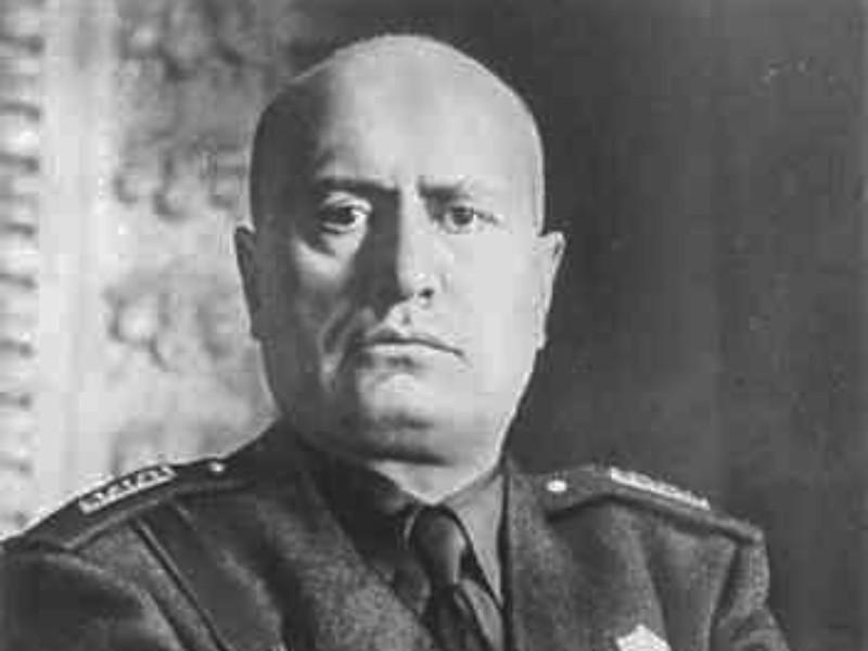 Risultati immagini per Benito Mussolini