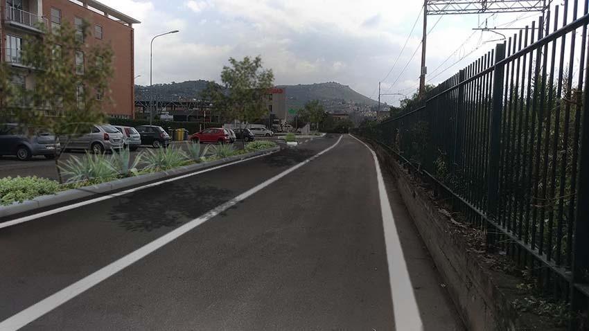 Terracina: in progetto strade marciapiedi e luci al calcatore