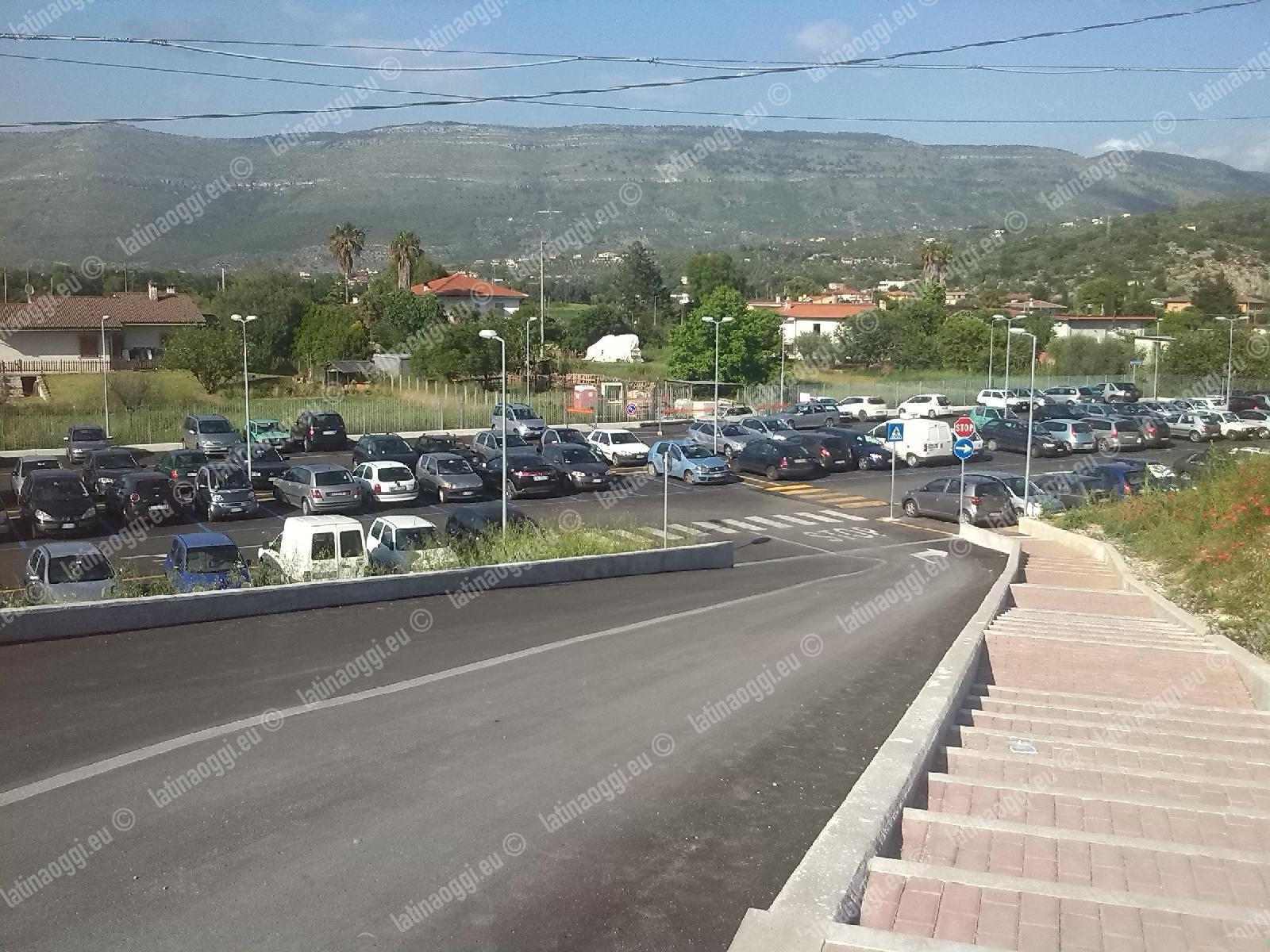 Priverno luci parcheggio stazione fossanova: stanziati dei fondi