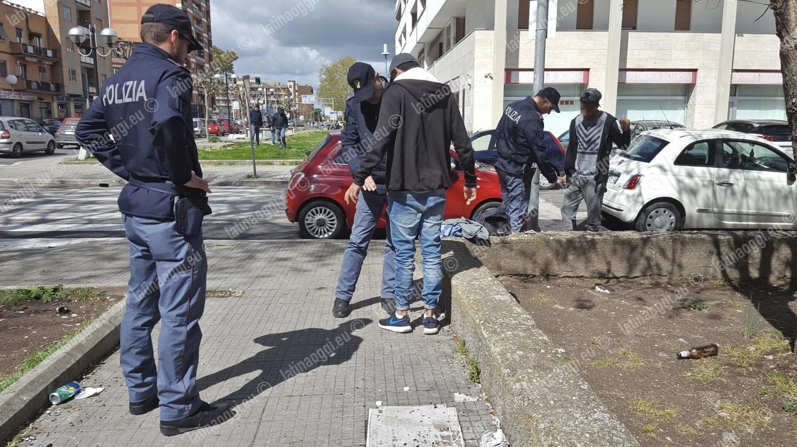 Latina due tunisini senza permesso di soggiorno for Permesso di soggiorno status