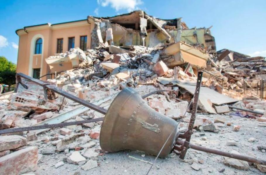 Tre Anni Fa Il Terremoto Ad Amatrice Oggi E Il Giorno Del Ricordo