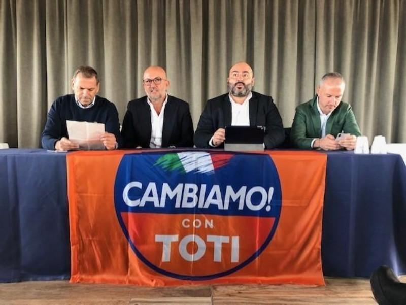 Presentato a Pomezia il comitato promotore provinciale di «Cambiamo» - latinaoggi.eu