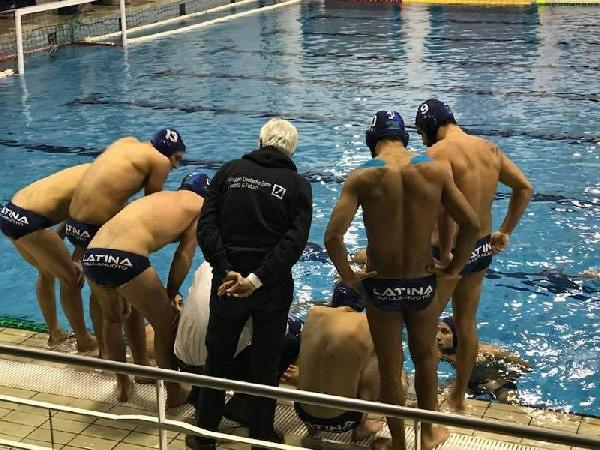 Latina Pallanuoto sconfitta nel big match 9-7 a Salerno