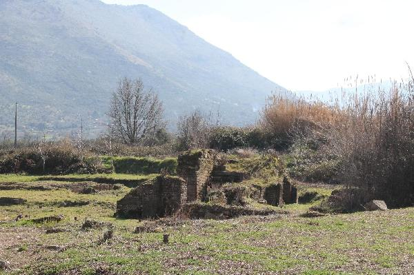 L'area archeologica di Priverno