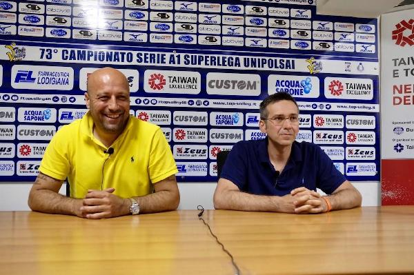 Vacanze finite, la Top Volley Latina torna al lavoro in vista della Superlega