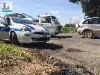 Incidente sull'Appia: tre feriti nello scontro all'incrocio con via Ninfina
