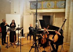 """Litanie della Beata Vergine Maria"", l'evento conclusivo dell' Early Music Festival"