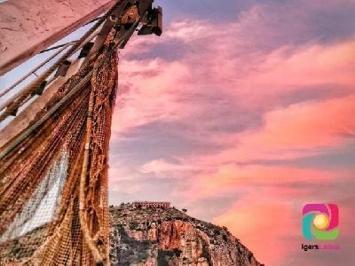 Iger Of The Week: Terracina e la carezza di un tramonto magico